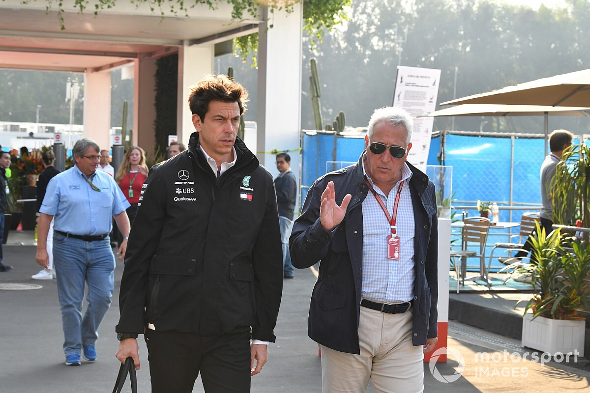Stroll: New backers, including Wolff, underpin Aston faith