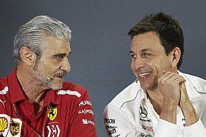 Wolff : L'intense rivalité avec Ferrari ne doit pas faire oublier l'ensemble F1