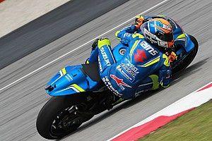 Fotogallery MotoGP: la Suzuki comanda nella prima giornata di prove a Sepang