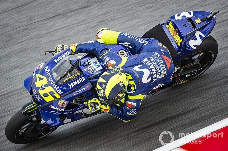 """Rossi: """"Adelantar la carrera no nos asegura que sea en seco"""""""