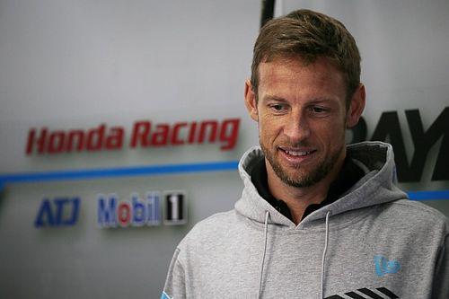 DTM: Button en piste avec la Honda Super GT à Hockenheim
