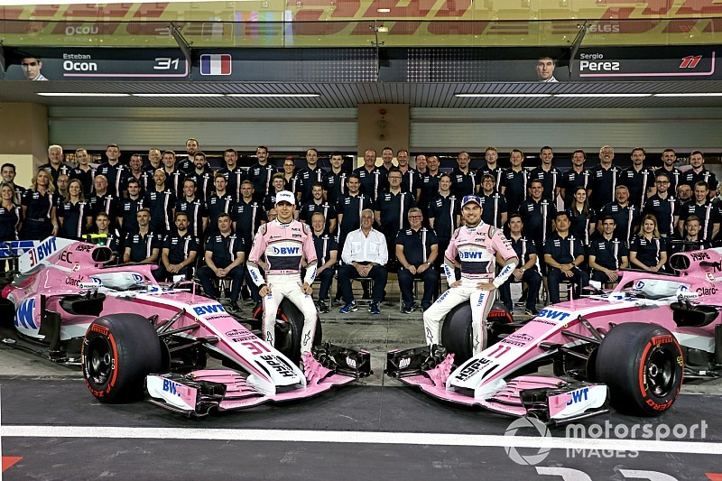 Nova Force India tentou nome Lola, mas seguirá como Racing Point, diz site