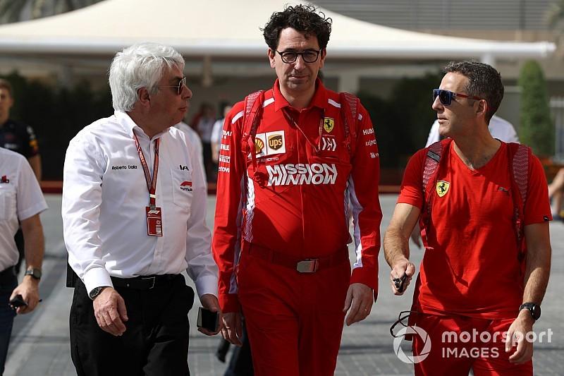 ACI-voorman: Ferrari geeft hard en duidelijk signaal af met ingreep