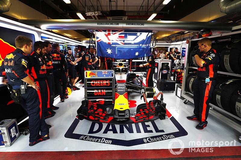 Horner: Ricciardo gibi bir karakteri özleyeceğiz