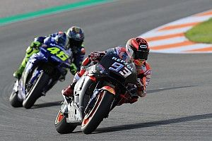 Márquez: deux nouvelles motos, mais interdiction de tomber!