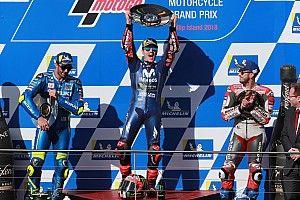 Fotogallery MotoGP: Vinales trionfa a Phillip Island e riporta la Yamaha alla vittoria dopo 25 gare