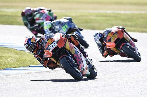 KTM en Q2 et dans le top 10 à Phillip Island