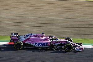 Pérez busca mantenerse en los 10 primeros del campeonato