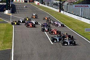 【動画】FIA F1世界選手権第17戦日本グランプリ ハイライト