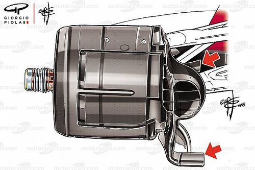 Formel-1-Technik: Mit diesen Updates klammert sich Ferrari an Mini-Chance