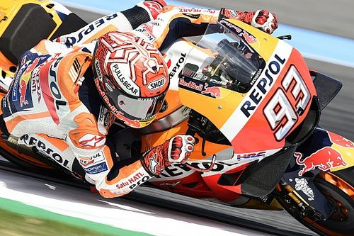 Tayland MotoGP: Heyecan dolu yarışta Marquez kazandı, Yamaha canlandı!