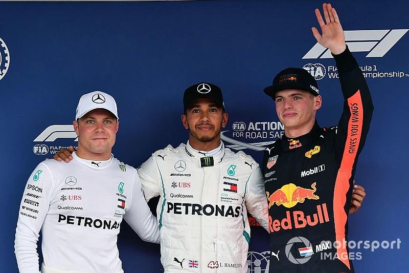 Mercedes volvería a utilizar las órdenes de equipo en Japón