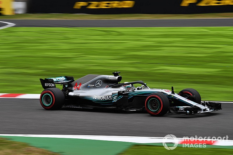 """Hamilton: """"Q3 toont aan dat Mercedes beste team is"""""""