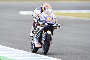 Moto3, Phillip Island, Libere 3: doppietta Gresini Racing con la pista bagnata