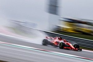 Formel-1-Wetter Mexiko: Es wird mit Sicherheit nass!