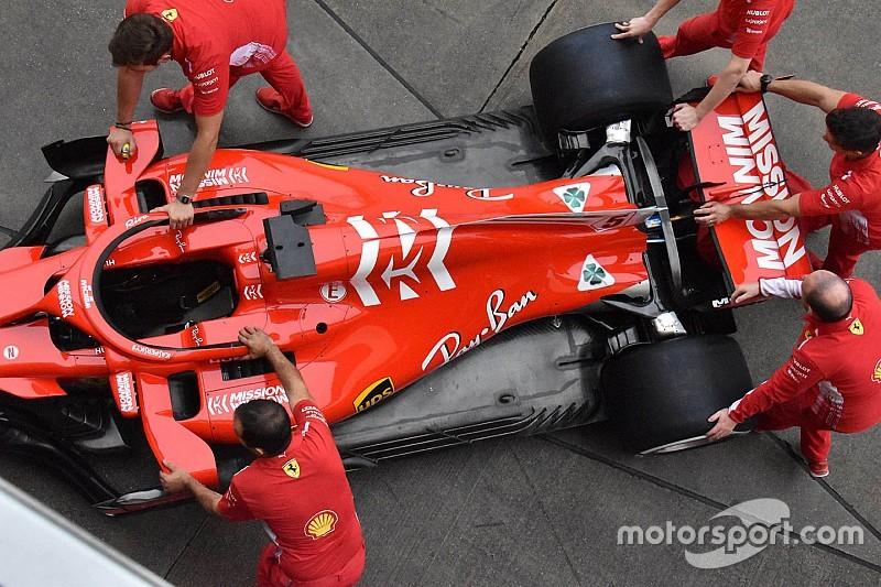 Analyse: Ferrari blijft nieuw concept finetunen in zoektocht naar tijdwinst