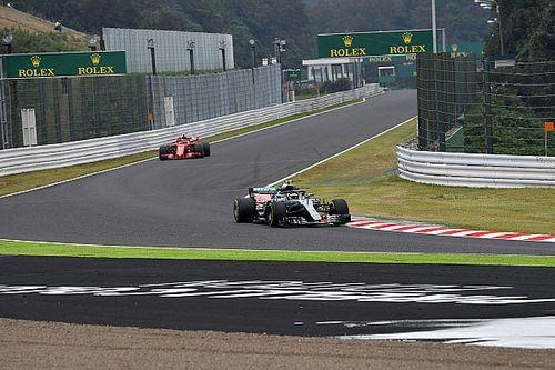 Volledige uitslag tweede vrije training van de Grand Prix van Japan