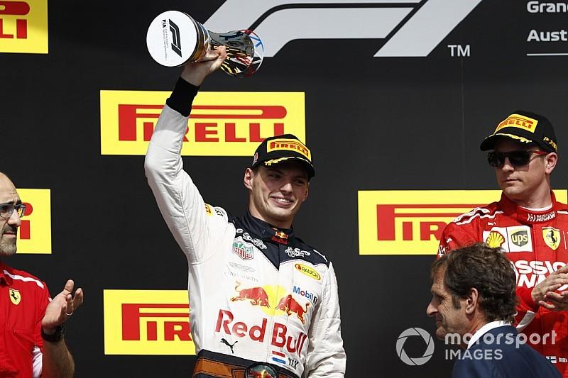 Brundle: Verstappen provoca cautela em rivais como Senna