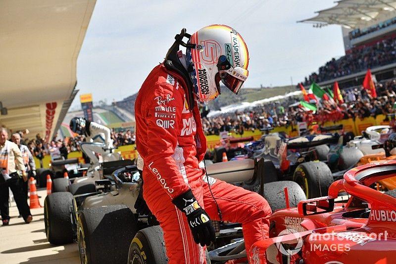 """Brawn: Les erreurs de Vettel ne peuvent plus être """"des coïncidences"""""""