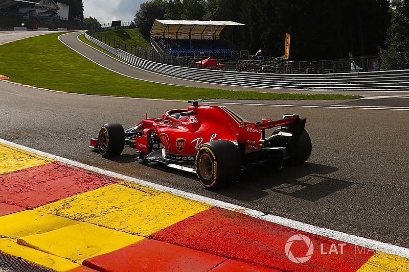 Formel 1 Belgien 2018: Vettel zum Auftakt vor Verstappen