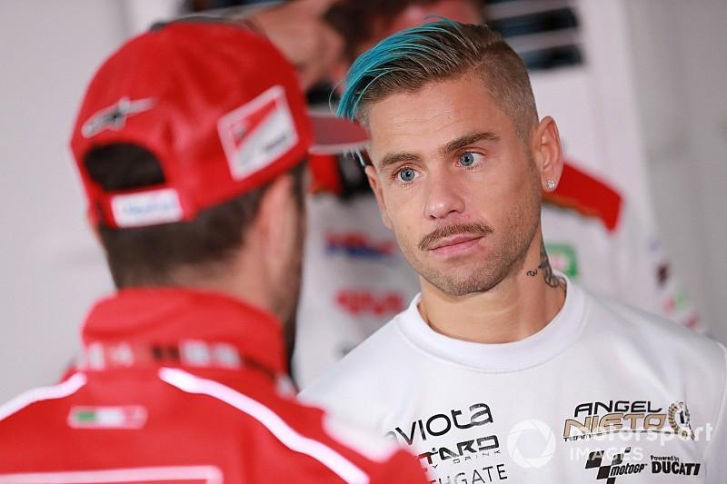 Ducati explains decision to replace Melandri with Bautista