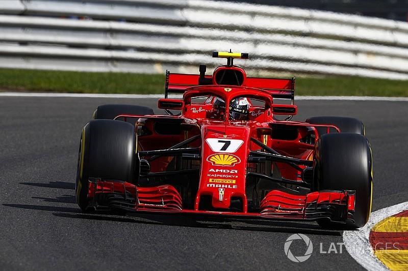 "Formel 1 Belgien 2018: ""Spa-zialist"" Räikkönen fährt Freitagsbestzeit"