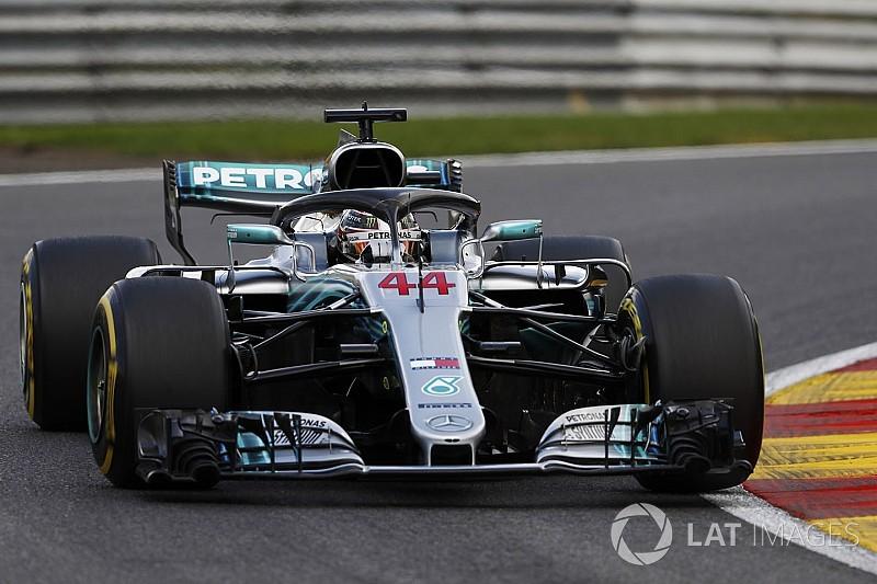 Hamilton: Vettel me passou na reta como se eu não existisse