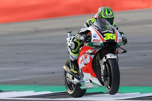 FP3 MotoGP Inggris: Crutchlow pimpin pasukan satelit