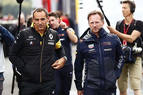 Red Bull bloqueó el intento de Renault de retener a Sainz