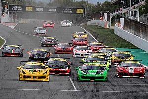 Ferrari Challenge Europe: Barcellona sorride a Hurni, Nussbaumer, Nielsen e Froggatt