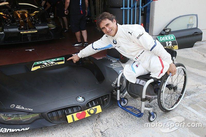 """Zanardi vor seinem DTM-Gaststart: """"Ohne Prothesen bin ich agiler"""""""