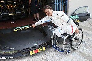 Video: Alex Zanardi descrive la BMW M4 DTM con cui correrà a Misano