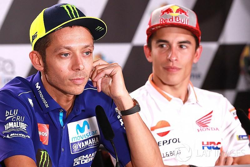 """Marquez: """"Ich würde gern Frieden mit Rossi schließen"""""""