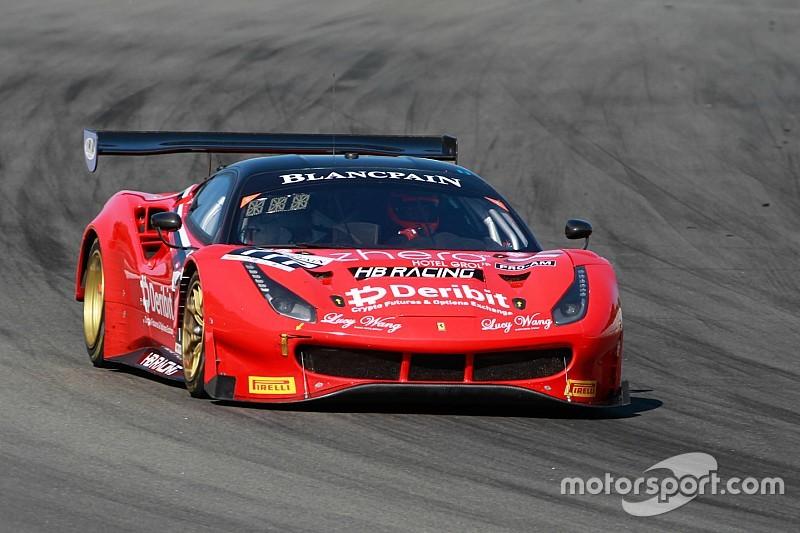 Lewandowski w HB Racing