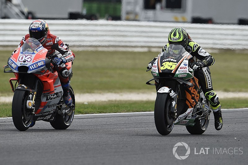 "Crutchlow needs ""full support"" to aid Marquez's Ducati battle"