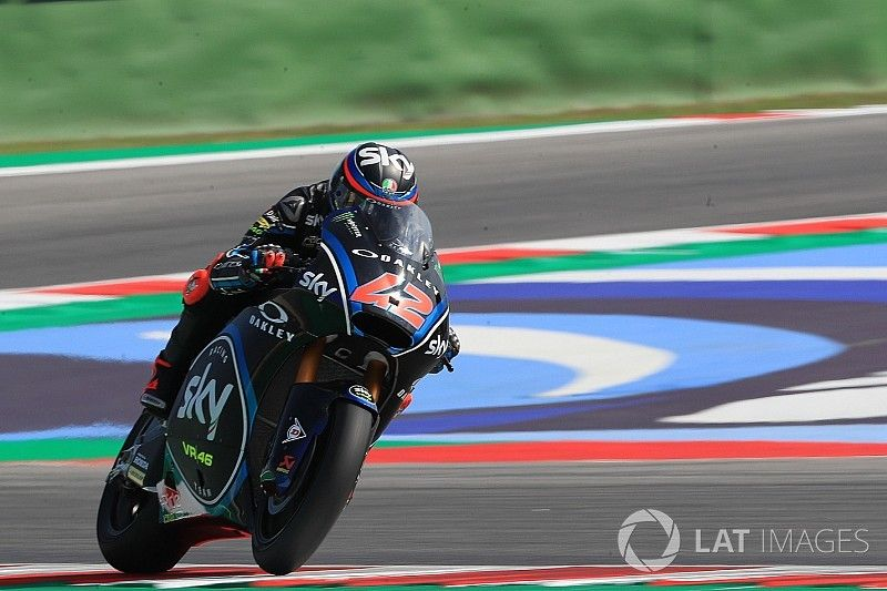 Moto2 Misano: Bagnaia pakt tweede pole op rij