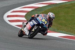 FP3 Moto3 Inggris: Kornfeil tutup sesi latihan di puncak