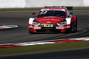 Nurburgring DTM: Rast completes pole position sweep