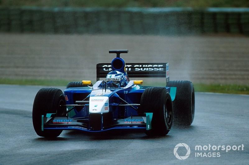 De F1-test van Sauber die het leven van Raikkonen veranderde