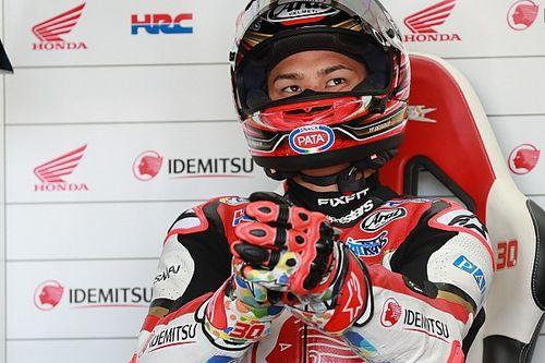 LCR Honda продлила контракт с Накагами