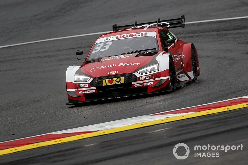 DTM Spielberg 2018: Audi-Sieg durch Rene Rast im turbulenten Samstagsrennen