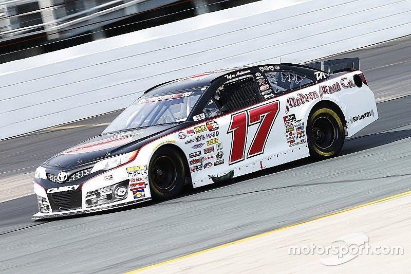 NASCAR penalizes DGR-Crosley heavily for violating testing policy
