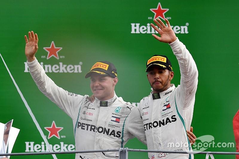 """Ex-presidente da Ferrari critica vaias a Hamilton: """"grande erro"""""""