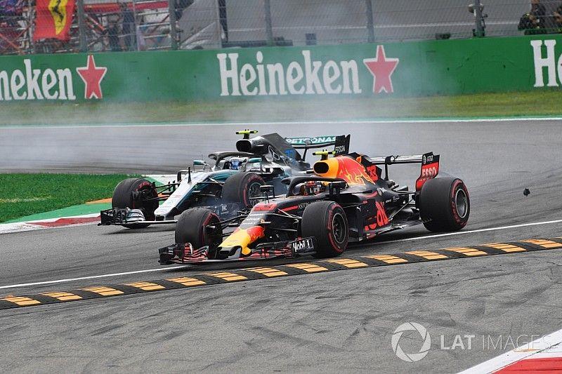 Verstappen defiende su rebeldía tras ser sancionado en Monza