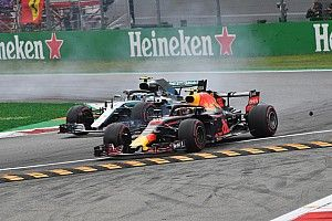 "Verstappen blames Bottas for ""unfair"" penalty"