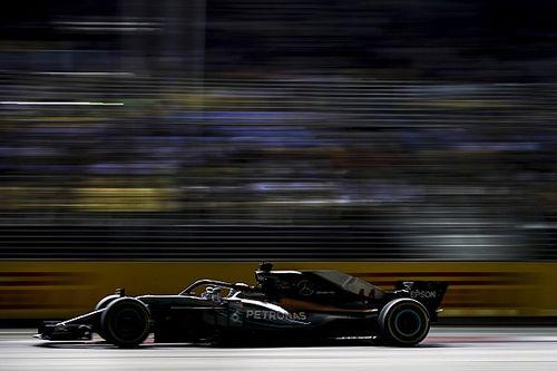 Mercedes, F1 motor yatırımını yüzde 44.3 arttırdı