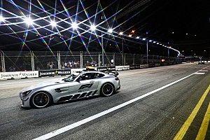Safety Car al 100%, luces para cuatro estadios y más curiosidades de Singapur