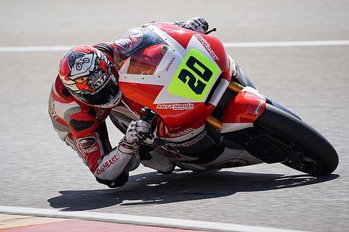 CEV Moto2 Aragon: Dimas Ekky tempati grid ke-11