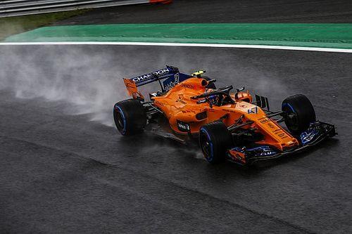 """A Pirelli tovább """"dolgoztatta"""" Norrist, két nap alatt 254 kört ment"""