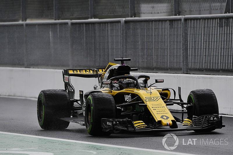 Hülkenberg krijgt volledig nieuwe power unit op Monza